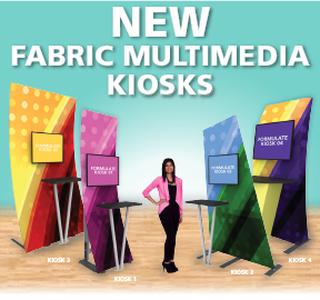 Interactive Designer Fabric Displays