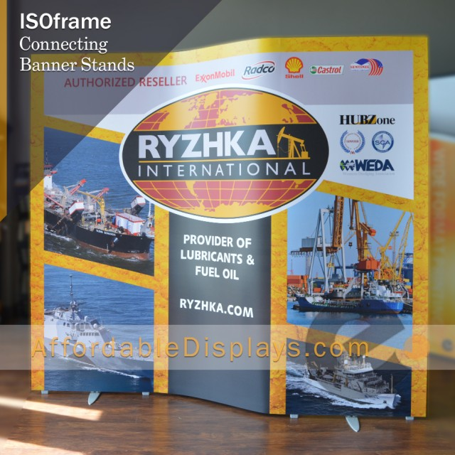 ISOframe Wave - Ryzhka International